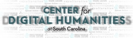Center for Digital Humanities at South Carolina | DHHPC12 @ USC | Scoop.it