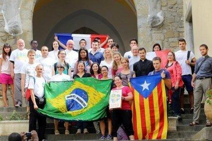 Trente jeunes embarquent pour les Journées mondiales de la ... - L'indépendant.fr | JMJ Rio 2013 | Scoop.it