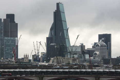 Property market gets post-Brexit lift as the Cheesegrater fills up - Evening Standard | UK Real Estate News | Scoop.it
