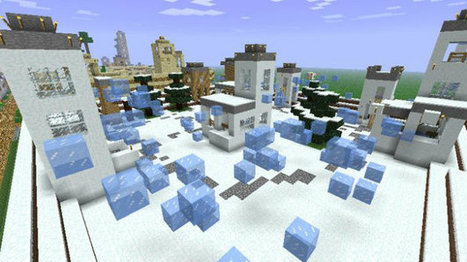 T3C Puzzle Map for Minecraft 1.5.2/1.5.1/1.4.7 | Free Download Minecraft | Scoop.it