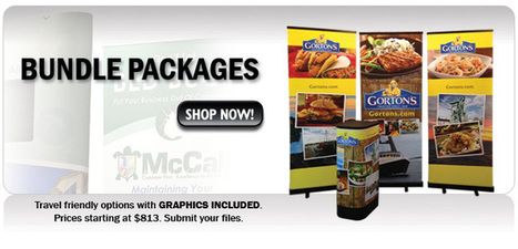 http://www.affordabledisplays.com/default.asp | Home of the Largest Selection of Table Top Displays for Trade Shows | Scoop.it