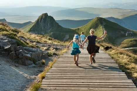 Massif du Sancy, la destination familiale par excellence - MaFamilleZen | Infos et bons plans pour les parents des 6-14 ans | Scoop.it