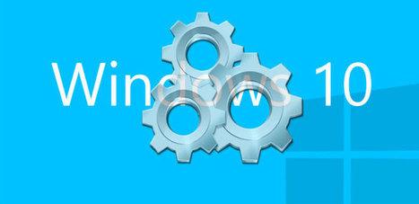 Ajustes ocultos de Windows 10 que puedes activar desde el registro del sistema | SOM | Scoop.it