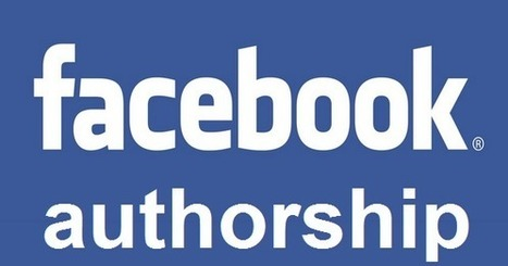 Quand Facebook lance son Authorship pour s'Abonner à un auteur - #Arobasenet.com | Chiffres et infographies | Scoop.it