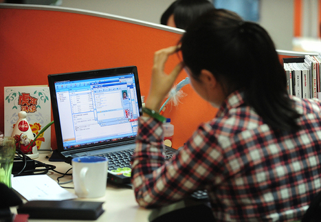 Is Work Killing You? In China, Workers Die at Their Desks | Competitive Edge | Scoop.it