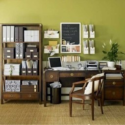 Home Office Design Ideas | Home Design Ideas | Office Design News | Scoop.it