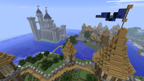 Minecraft free for every Northern Ireland secondary school | Differentiated and ict Instruction | Scoop.it
