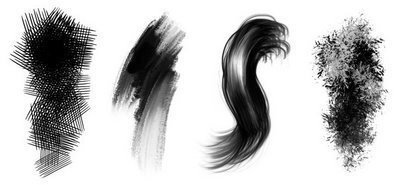 Chris Wahl Art Brushes | Virtual World Content Creation | Scoop.it