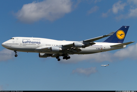 Photos: Lufthansa retiring all its Boeing 747-430 fleet | Aviation & Airliners | Scoop.it