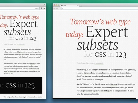 Advanced web typography: Responsive web typography » Blog » Elliot Jay Stocks | Responsive WebDesign | Scoop.it