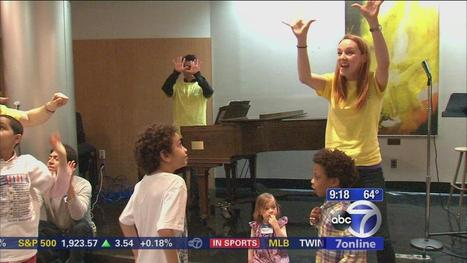 Music for Autism concerts create safe, judgment-free fun - WABC-TV | Reflection | Scoop.it