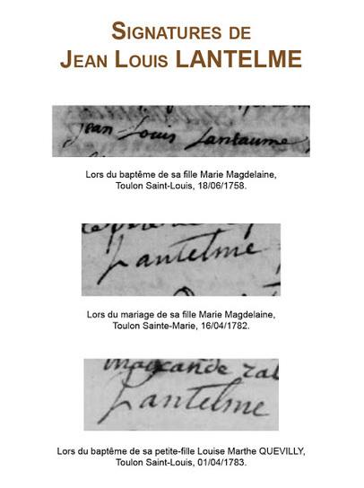 Des ancêtres qui changeaient de signature...   Geneajunkie   L'écho d'antan   Scoop.it