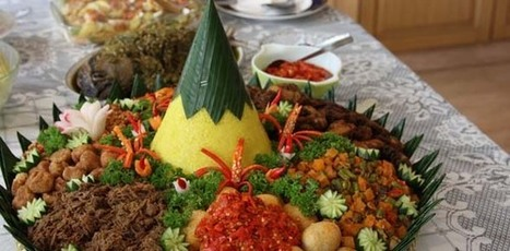 At last, Indonesia targets culinary tourism - TravelDailyNews Asia-Pacific   indonesian food   Scoop.it