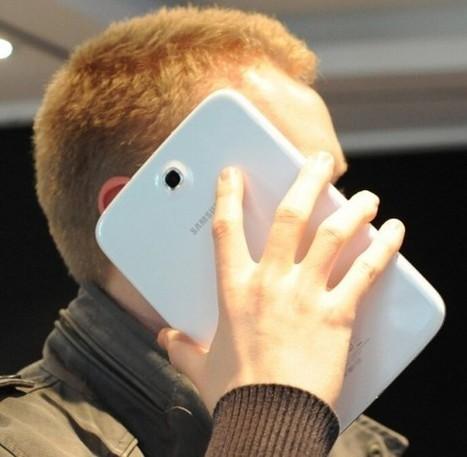 Les phablettes représentent 21% du marché des smartphones   Marché Informatique   Scoop.it
