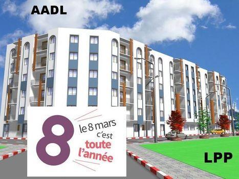 Logements publics les femmes algériennes discriminées | Le logement et l'immobilier en Algérie | Scoop.it