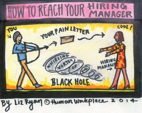 How to Reach Your Hiring Manager Directly | Human Workplace | Scoop.it