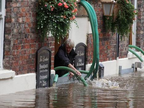 Now climate experts warn that every house in the country is at risk of flooding | The Big Picture | Scoop.it