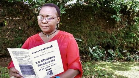 DR Congo's 'Mama Parity' fights for women's role in politics | A Voice of Our Own | Scoop.it