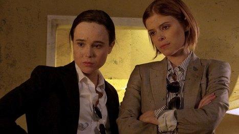 Ellen Page en couple avec Kate Mara dans Mercy #lesbianromanticdrama | The LGBT Word | Scoop.it