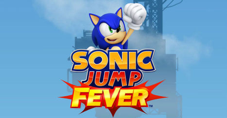 Sonic Jump Fever v1.0.0 apk [Mod Money] | Android Games | Scoop.it