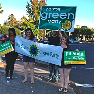 Higher education in peril: Students take a stand for the Green Party | Higher Ed Reform | Scoop.it