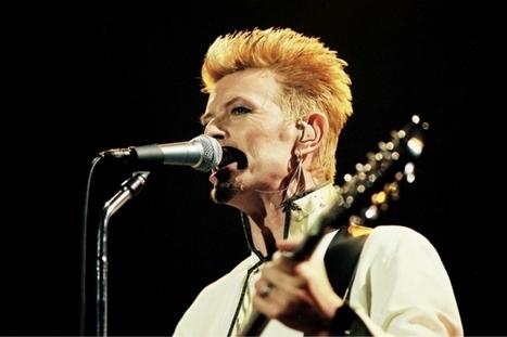 Bowie is... Bowie - Marianne | Musiques | Scoop.it