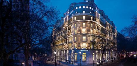Corinthia Hotel London | LocalNomad Blog | London travel | Scoop.it