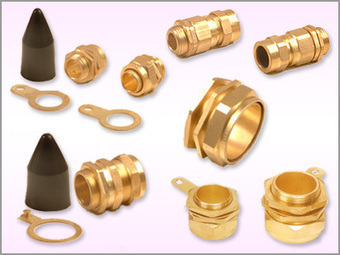 Brass Cable Glands for Connectivity with Safety | Equipments Plant Manufactures and Suppliers in India | Scoop.it