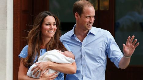 Did the #royalbaby really help businesses? | Social media marketing, analysis, strategy | Scoop.it