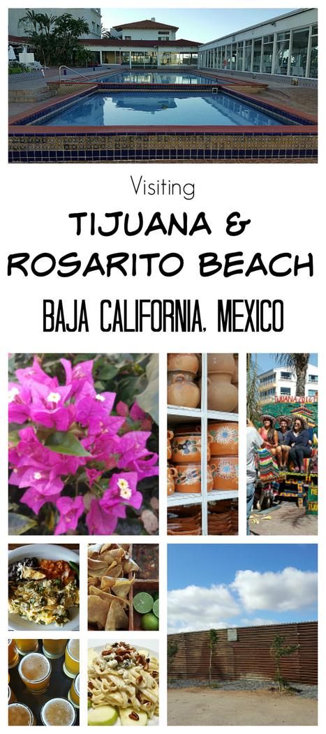 Visiting Tijuana and Rosarito Beach – Valerie Was Here | Baja California | Scoop.it
