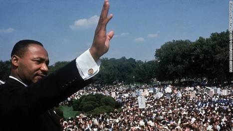 9 things about MLK's speech and the March on Washington | Martin Luther King | Scoop.it