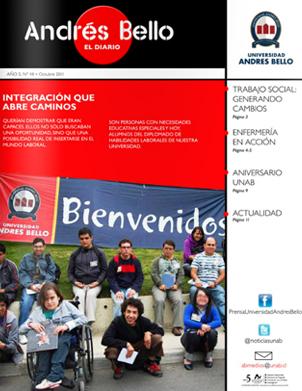 UNAB lanza manual de primeros auxilios dirigido a padres y docentes - Noticias Universidad Andrés Bello | Cuidando... | Scoop.it