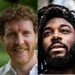 "Brendan Kiely's and Jason Reynolds's CSK Author Honor Speeches for ""All American Boys"" 