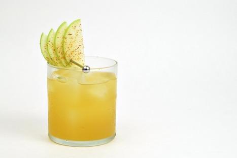 Verger de Pommiers Cocktail | Cocktail Recipes | Scoop.it