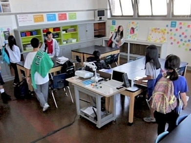 Classroom Redesign: Students Take On the Challenge | Learning spaces and environments | Scoop.it