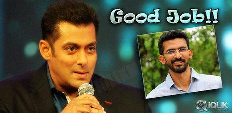 Salman Khan's Pat For Sekhar Kammula | Andhraheadlines | Scoop.it