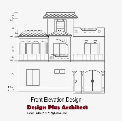 Civil Technology | Architecture Design | Home Plans In Pakistan | Muhammad Arfan Faiz | Scoop.it