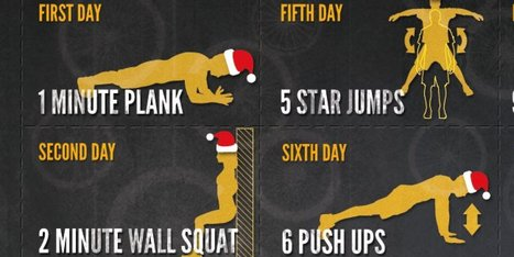 Take The 12 Days Of Fitness Challenge   Health & Fitness   Scoop.it