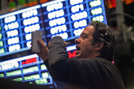 European markets lifted by China data | JuliaC Agilico | Scoop.it