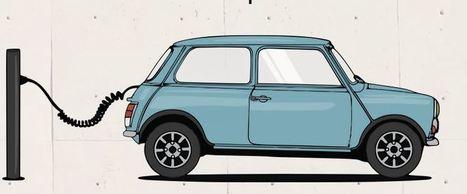 Convertir les vieilles voitures à l'électrique, ce sera bientôt possible grâce à cette start-up | 694028 | Scoop.it
