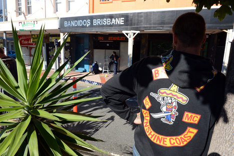 Hells Angel takes on bikie laws in court, but what are his chances? | Library@CSNSW | Scoop.it