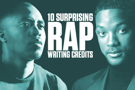 10 Surprising Rap Writing Credits - HotNewHipHop | Hip-Hop | Scoop.it