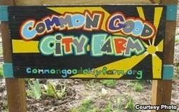 Program Provides Food, Farming Education to Urban Poor   food   Scoop.it