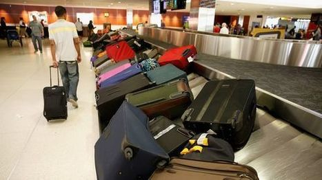 Report: Airlines are losing fewer bags | Kickin' Kickers | Scoop.it