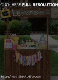 Stand Ideas: Creative Lemonade Stand Ideas For Kids, lemonade stand ideas for kids, kids lemonade stand for sale ~ TheStudioe | Home Design Ideas | Scoop.it