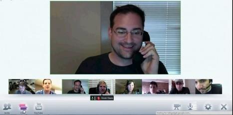 Google+ abre los hangouts públicos a todos los usuarios | Educación 2.0 | Scoop.it