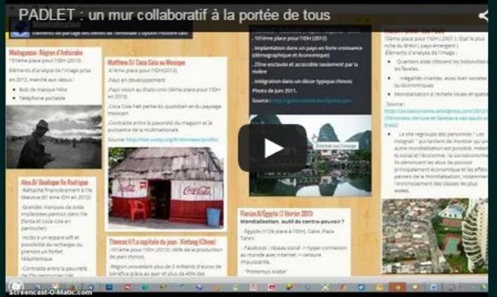 Padlet : Outil à ne pas manquer   TIC et TICE mais... en français   Scoop.it