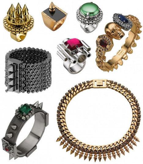 Nietypowa biżuteria | fashion jewelry | Scoop.it