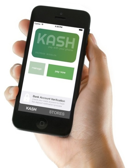 Kash brings $2M to the mobile payments arena and launches amid Apple Pay's rollout - Breaking news around the worldBreaking news around the world | Banking | Scoop.it
