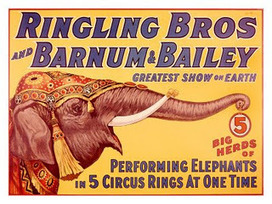 What it Says-What it Means: The Circus is coming to town   A Cultural History of Advertising   Scoop.it